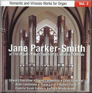 Organ Works - Volume 3 Jane Parker-Smith