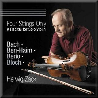 Four Strings Only - Herwig Zack
