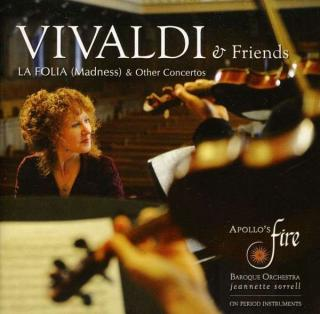 Vivaldi - Apollo's Fire
