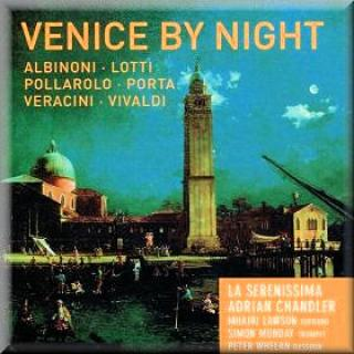 Vivaldi - Venice by Night Adrian Chandler