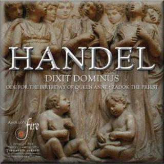 Handel Album - Apollo's Fire