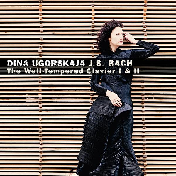 Bach, Johann Sebastian: The Well-Tempered Clavier Books I & II <span>-</span> Ugorskaja, Dina