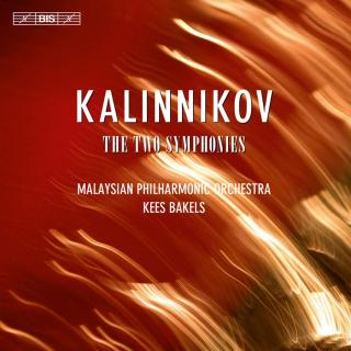 Kalinnikov, Vassily: The Two Symphonies - Malaysian Philharmonic Orchestra / Bakels, Kees (conductor)
