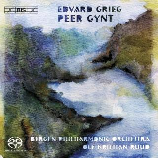 Grieg, Edvard: Peer Gynt, incidental music, Op. 23 - Bergen Philharmonic Orchestra / Ruud, Ole Kristian (conductor)