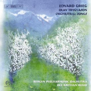 Grieg, Edvard: Olav Trygvason / Orchestral Songs - Bergen Philharmonic Orchestra / Ruud, Ole Kristian (conductor)