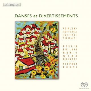 Danses et Divertissements - Berlin Philharmonic Wind Quintet