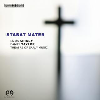 Stabat Mater - Vivaldi, Pergolesi, Bach - Kirkby, Emma (soprano) / Taylor, Daniel (counter-tenor) / Theatre of Early Music