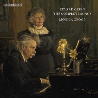Grieg, Edvard: The Complete Songs - Groop, Monica (mezzo-soprano)