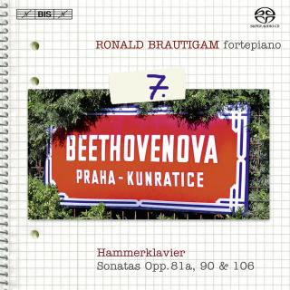 Beethoven, Ludwig van: Complete works for solo piano, Vol.7 - Brautigam, Ronald (fortepiano)