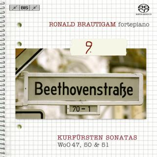 Beethoven, Ludwig van: Complete works for solo piano, Vol.9 - Brautigam, Ronald (fortepiano)
