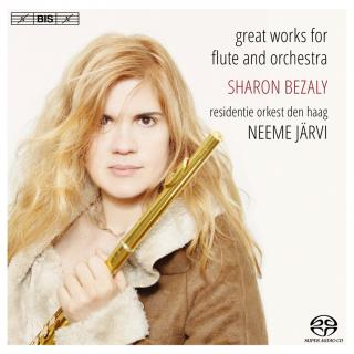 Great Works for Flute and Orchestra - Bezaly, Sharon (flute)