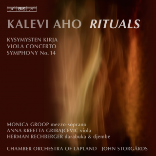 Aho, Kalevi: Concert for Chamber Orchestra - Lapland Chamber Orchestra / Storgårds, John (conductor)