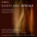 Aho, Kalevi: Concert for Chamber Orchestra <span>-</span> Lapland Chamber Orchestra / Storgårds, John (conductor)