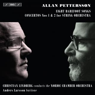 Pettersson, Allan: Eight Barefoot Songs, etc.