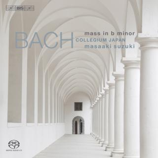 Bach, Johann Sebastian: Mass in B minor - Bach Collegium Japan / Suzuki, Masaaki (conductor)