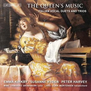 The Queen's Music - Duets from Christina's court - Kirkby, Emma (soprano) / Rydén, Susanne (soprano) / Harvey, Peter (baritone)