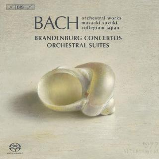 The Brandenburg Concertos & Orchestral Suites - Bach Collegium Japan / Suzuki, Masaaki (conductor)