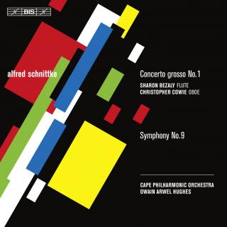 Schnittke, Alfred: Concerto grosso No.1 & Symphony No.9 - Cape Philharmonic Orchestra / Arwel Hughes, Owain (conductor)