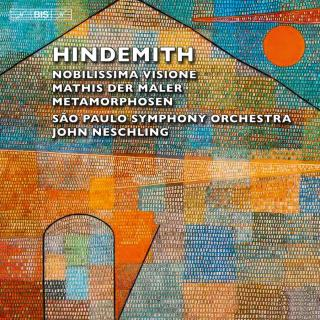 Hindemith, Paul: Orchestral Works - São Paulo Symphony Orchestra / Neschling, John (conductor)