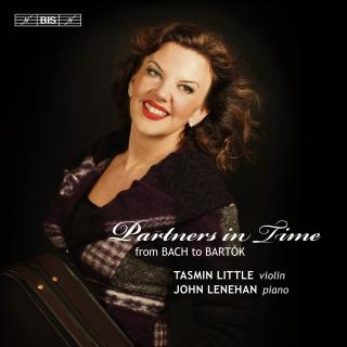 Tasmin Little - Partners in Time - Little, Tasmin (violin) / Lenehan, John (piano)