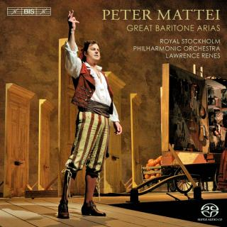 Mattei, Peter: Great Baritone Arias - Mattei, Peter (baritone)