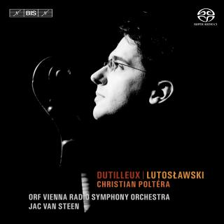Dutilleux / Lutosławski - Poltéra, Christian (cello)