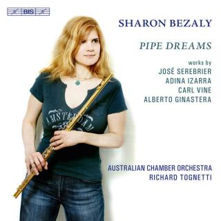 Sharon Bezaly - Pipe Dreams - Bezaly, Sharon (flute)