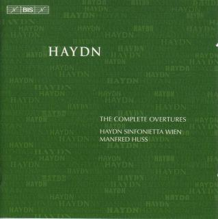 Haydn, Joseph: Complete Ouvertures