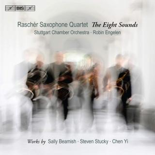 The Eight Sounds - Raschèr Saxophone Quartet