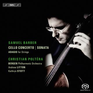 Christian Poltéra plays Samuel Barber - Poltéra, Christian (cello)