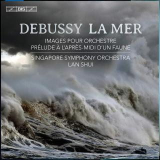 Debussy, Claude: La Mer - Singapore Symphony Orchestra / Shui, Lan (conductor)
