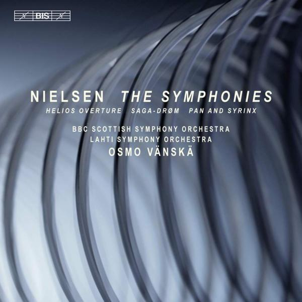 Nielsen, Carl: The Symphonies <span>-</span> BBC Scottish Symphony Orchestra / Lahti Symphony Orchestra / Vänskä, Osmo