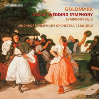 Goldmark, Karl: Rustic Wedding Symphony - Singapore Symphony Orchestra / Shui, Lan (conductor)