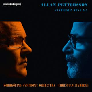 Pettersson, Allan: Symphonies Nos 1 & 2 - Norrköping Symphony Orchestra / Lindberg, Christian (conductor)