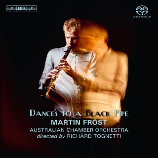 Martin Fröst - Dances to a Black Pipe - Fröst, Martin (clarinet)