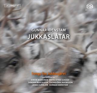 Jukkaslåtar - Songs for Jukkasjärvi - Idenstam, Gunnar (organ & pre-recorded sounds)