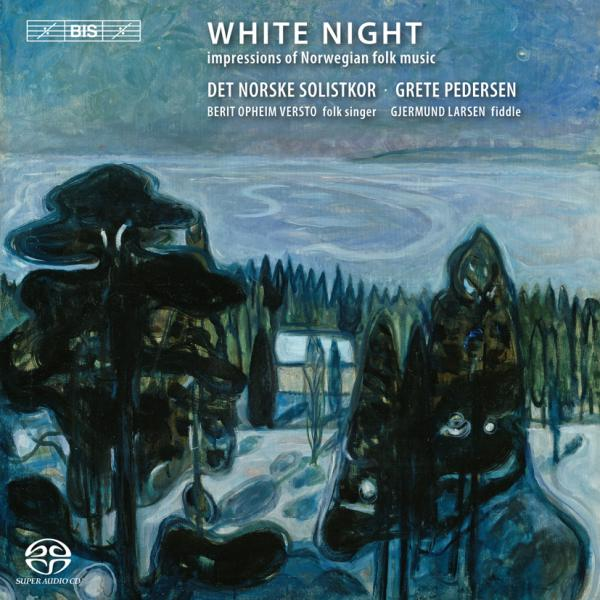 White Night - Impressions of Norwegian Folk Music <span>-</span> The Norwegian Soloists' Choir / Pedersen, Grete (conductor)