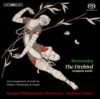 Stravinsky, Igor: The Firebird - Bergen Philharmonic Orchestra / Litton, Andrew (conductor)