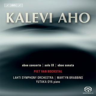 Aho, Kalevi: Works for the Oboe - Bockstal, Piet van (oboe)