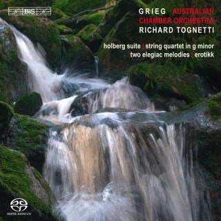 Grieg, Edvard: Music for String Orchestra - Australian Chamber Orchestra / Tognetti, Richard (conductor)