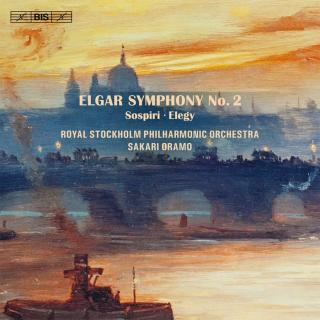 Elgar, Sir Edward: Symphony No.2 - Royal Stockholm Philharmonic Orchestra / Oramo, Sakari (conductor)
