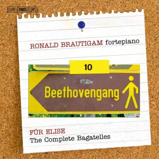 Beethoven, Ludwig van: Complete works for solo piano, Vol.10 - Brautigam, Ronald (fortepiano)