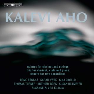 Aho, Kalevi: The Chamber Music for Clarinet - Vänskä, Osmo (clarinet)