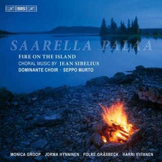 Sibelius, Jean: Fire on the Island - Dominante Choir / Murto, Seppo (conductor)