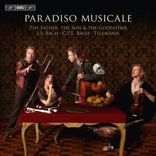 The Father, the Son and the Godfather - Paradiso Musicale