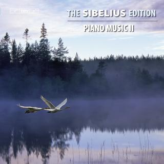The Sibelius Edition Vol.10 - Piano Music II - Gräsbeck, Folke (piano) / Lönnqvist, Peter (piano)