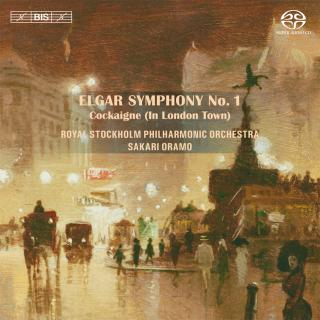 Elgar, Sir Edward: Symphony No.1 - Royal Stockholm Philharmonic Orchestra / Oramo, Sakari (conductor)
