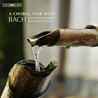A Choral Year with J.S. Bach - Bach Collegium Japan / Suzuki, Masaaki (conductor)