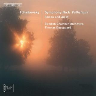Tchaikovsky, Pyotr: Pathétique - Swedish Chamber Orchestra / Dausgaard, Thomas (conductor)
