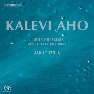 Aho, Kalevi: Music with Organ - Lehtola, Jan (organ